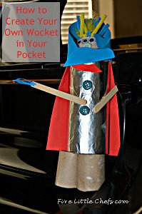 Wocket in my Pocket is a fun doctor seuss book to inspire you to make your own dr seuss characters