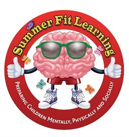 Summer Fit Learning by fivelittlechefs.com - We are excited to be working with Summer Fit Learning - it is a great summer program to keep your kids mentally and physically active! #summer program #kids #education
